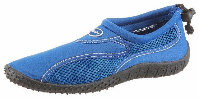 Fashy Badeschuh mit Mesheinsatz | Schuhe > Badeschuhe | Blau | Fashy