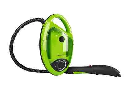 CLEAN MAXX Dampfreiniger »Kompakt limegreen«