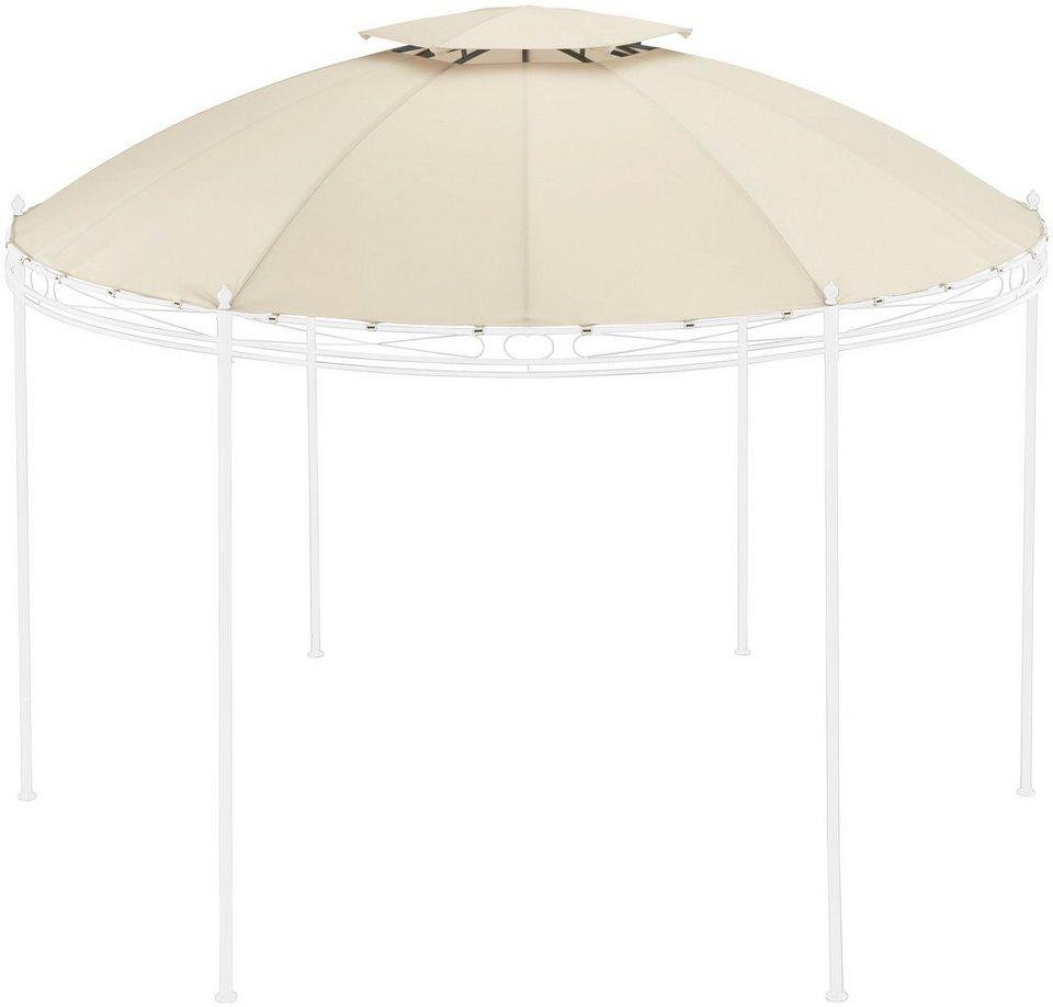 ersatzdach f r pavillon tino 350 x 350 cm otto. Black Bedroom Furniture Sets. Home Design Ideas