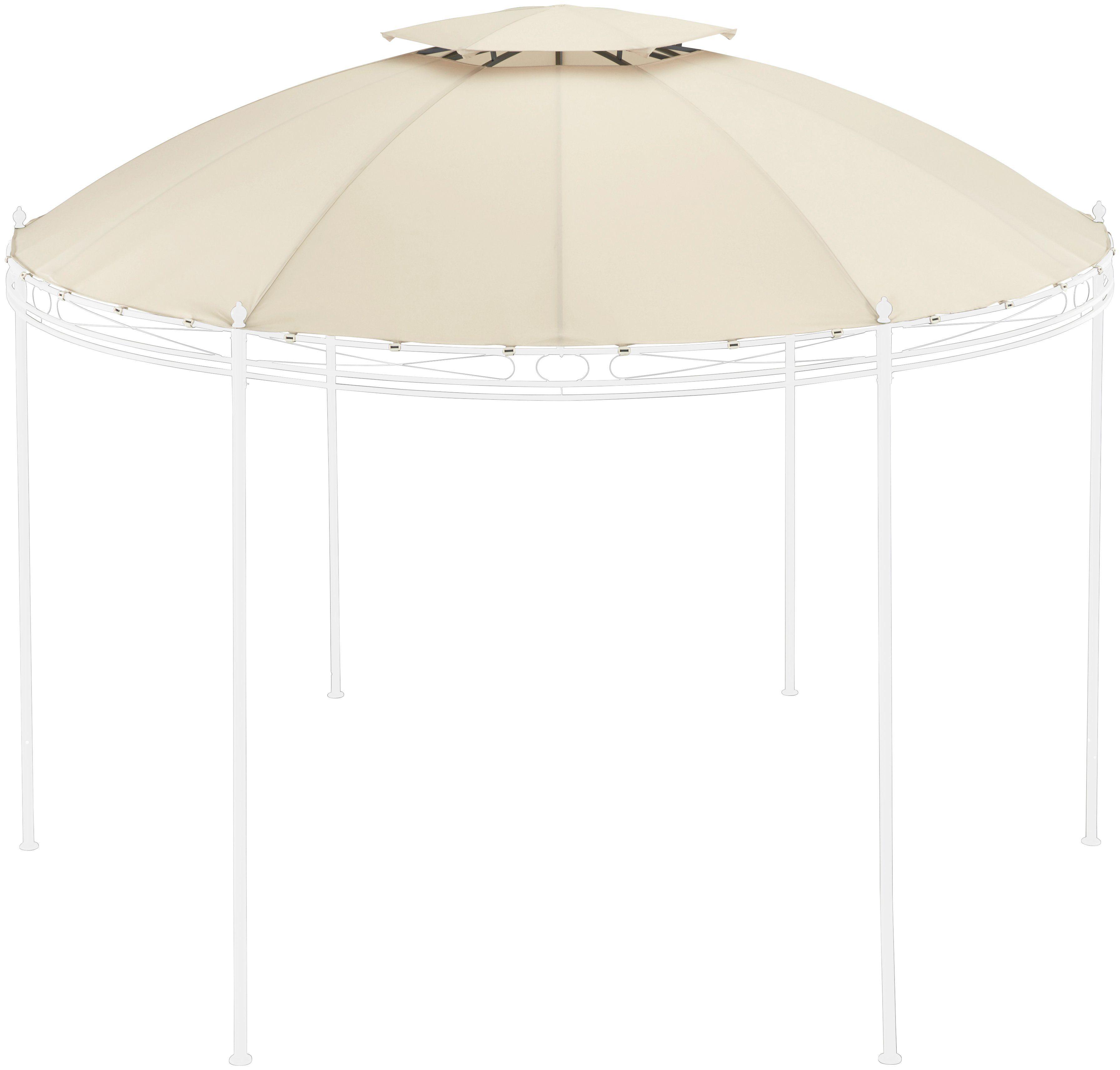 Ersatzdach für Pavillon, 350 x 350 cm