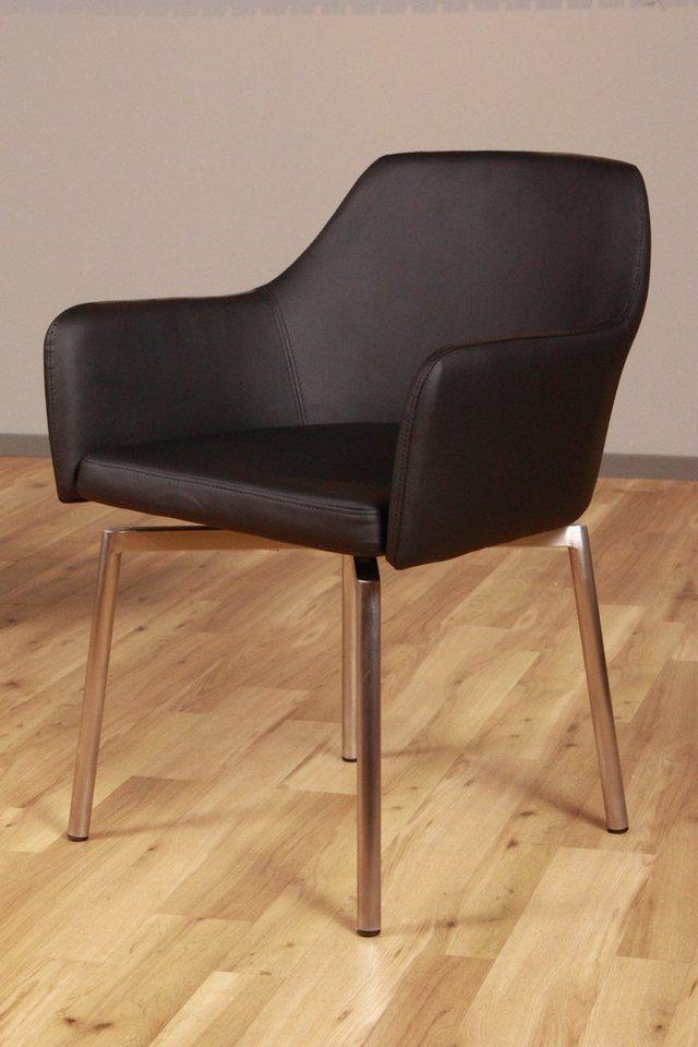 kasper wohndesign drehstuhl kunstleder oder microfaser. Black Bedroom Furniture Sets. Home Design Ideas