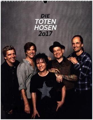 Kalender »Die Toten Hosen 2017«