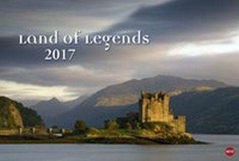Kalender »Land of Legends Edition 2017«
