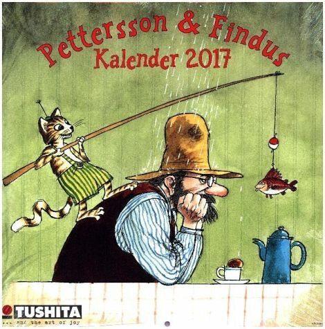 Kalender »Pettersson und Findus 2017«