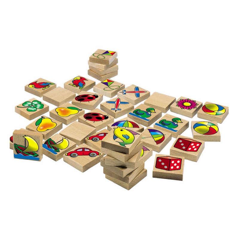 Eichhorn Puzzle »Bilder-Memo 20 Motive ab 3 Jahren«, 40 Puzzleteile