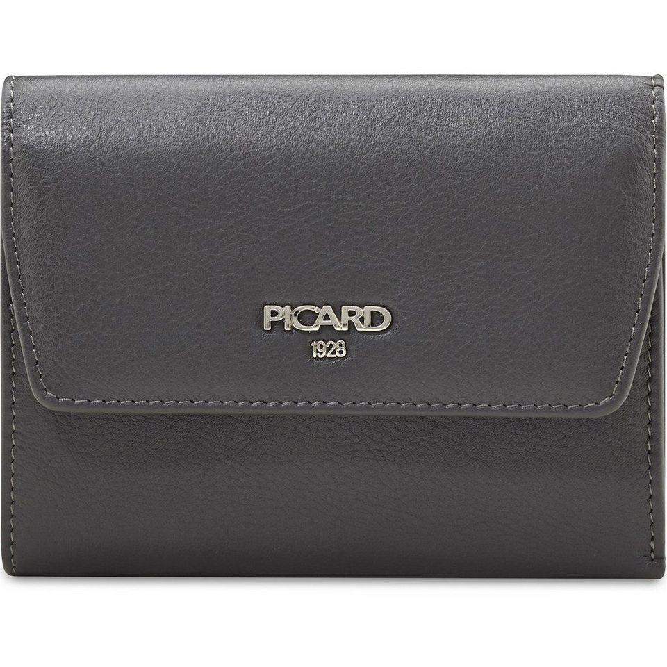 Picard Picard Bingo Geldbörse Leder 13 cm in titan