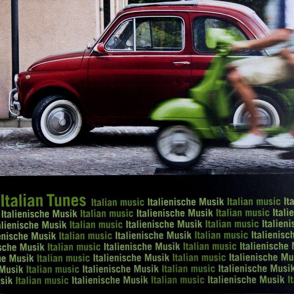 BUTLERS ITALIAN TUNES CD »Italienische Musik« in Schwarz