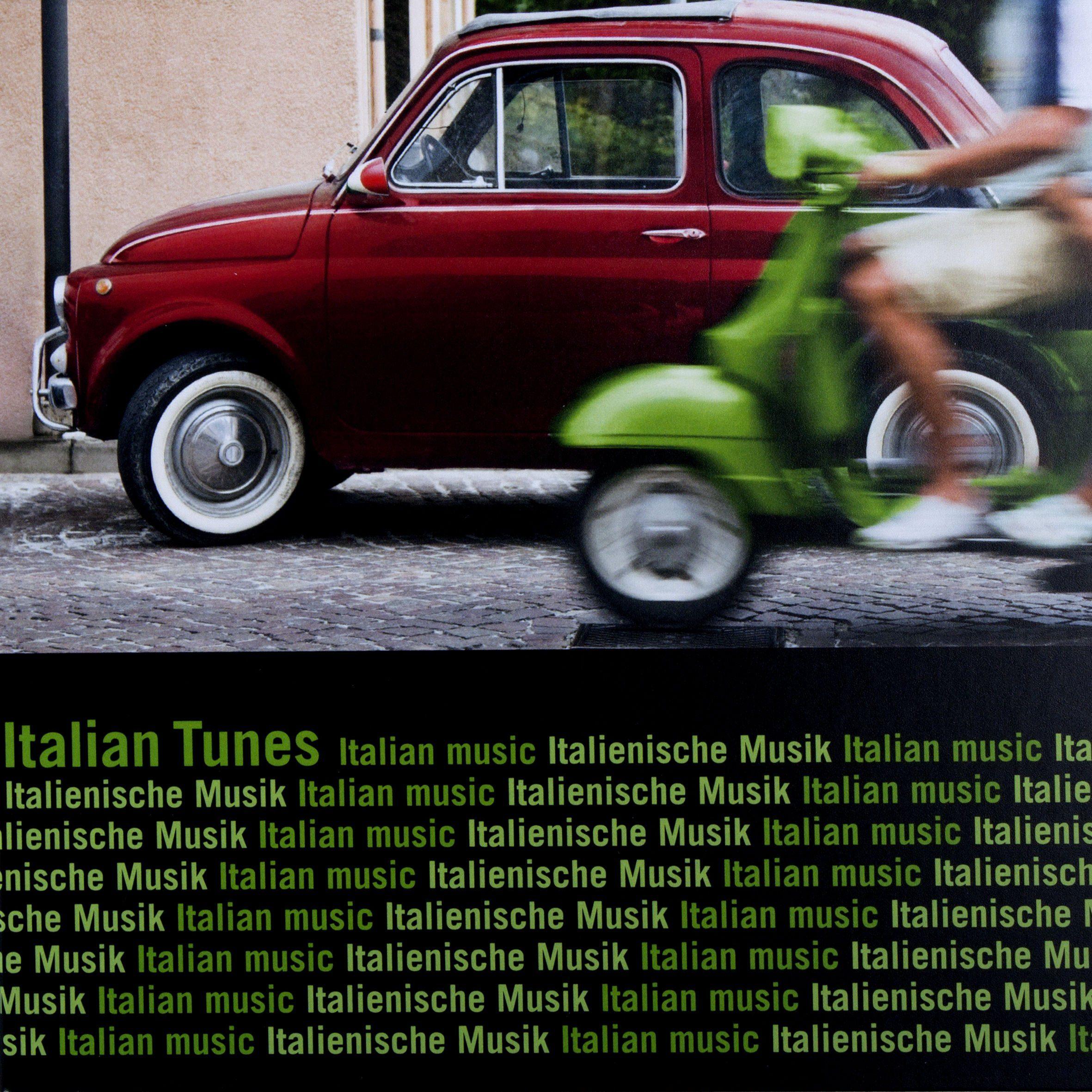 BUTLERS ITALIAN TUNES CD »Italienische Musik«