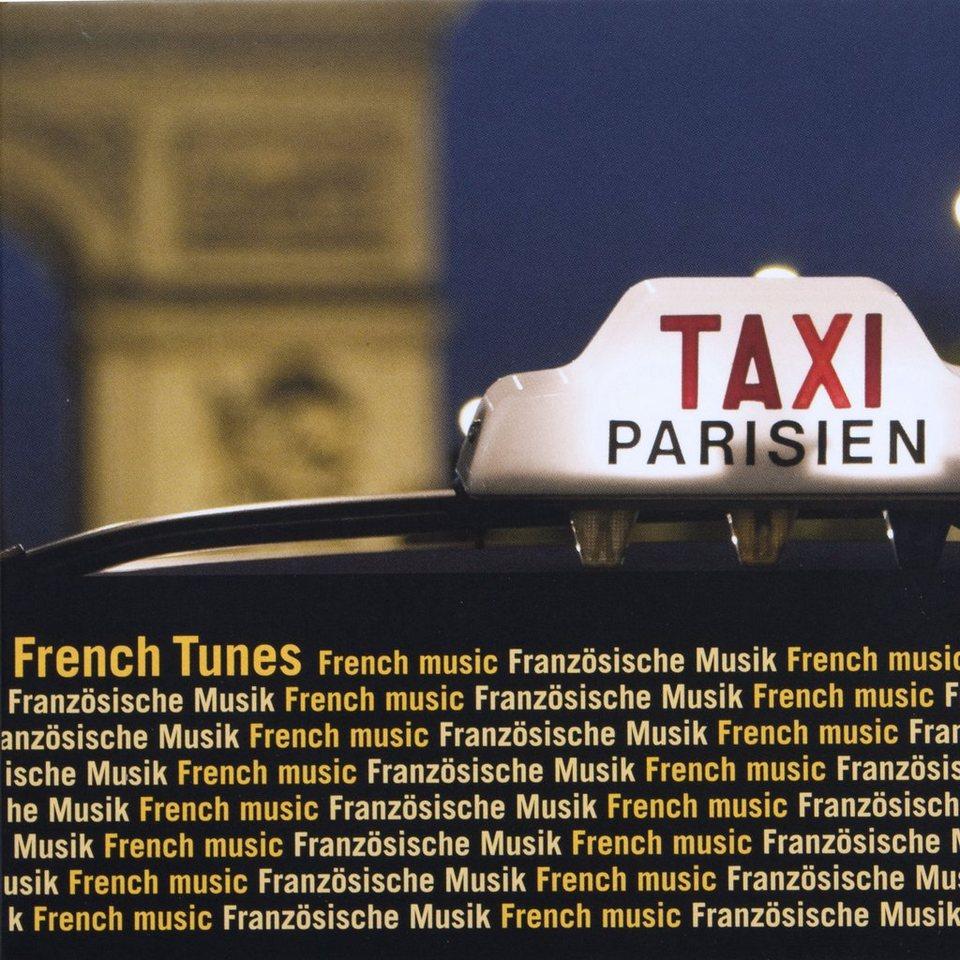 BUTLERS FRENCH TUNES CD »Französische Musik« in Rot