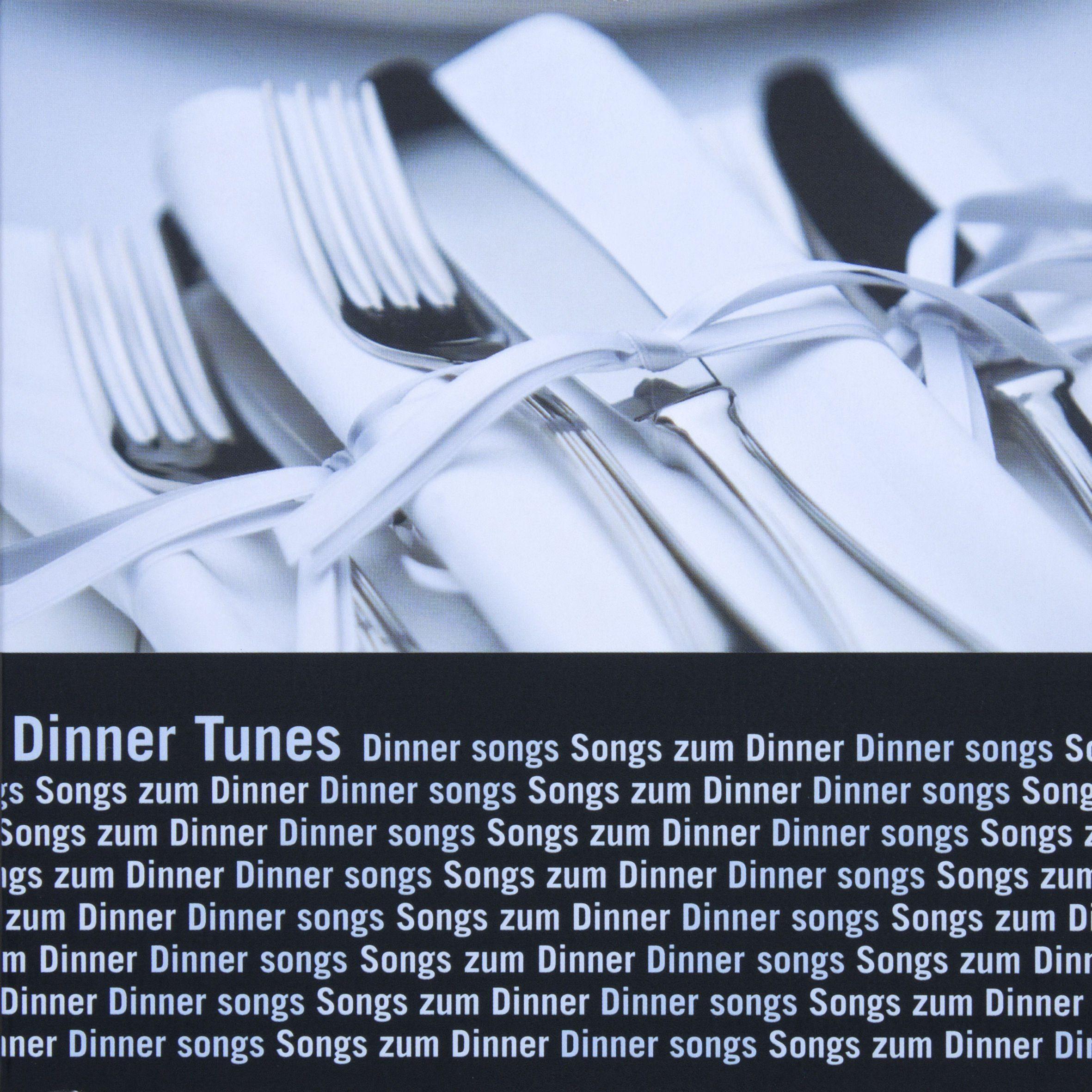BUTLERS DINNER TUNES CD »Songs zum Dinner«