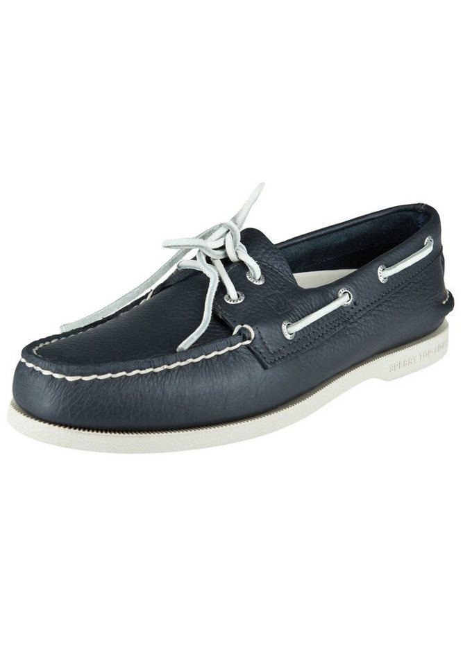 SPERRY Bootsschuhe »AUTHENTIC ORIGINAL 2-EYE« in navy