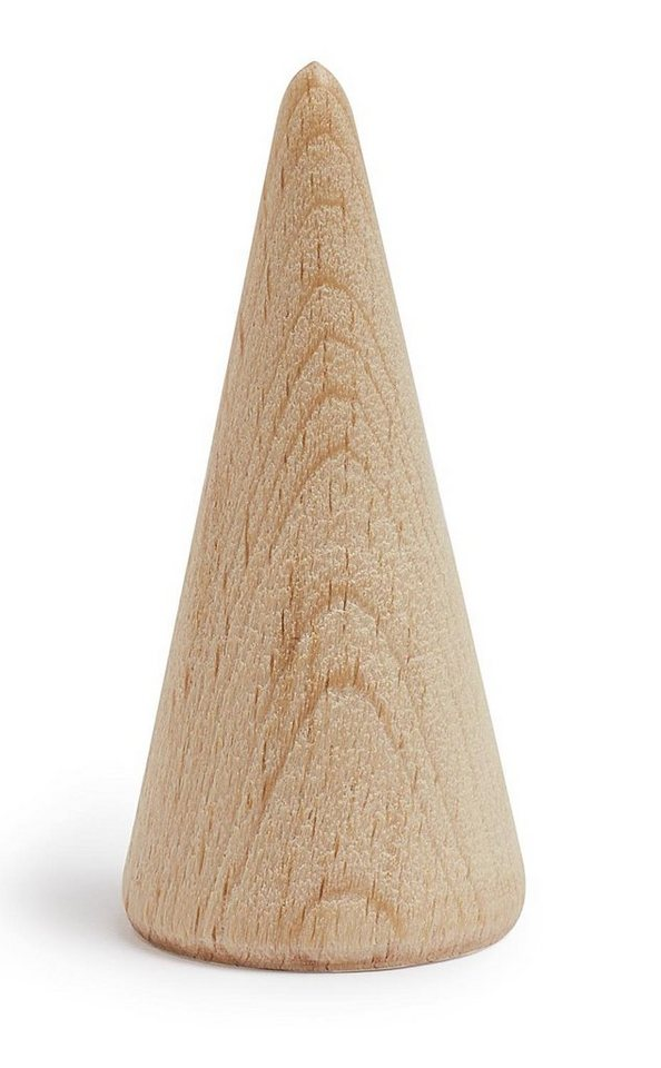 Holzabschlussspitze für Schultüten