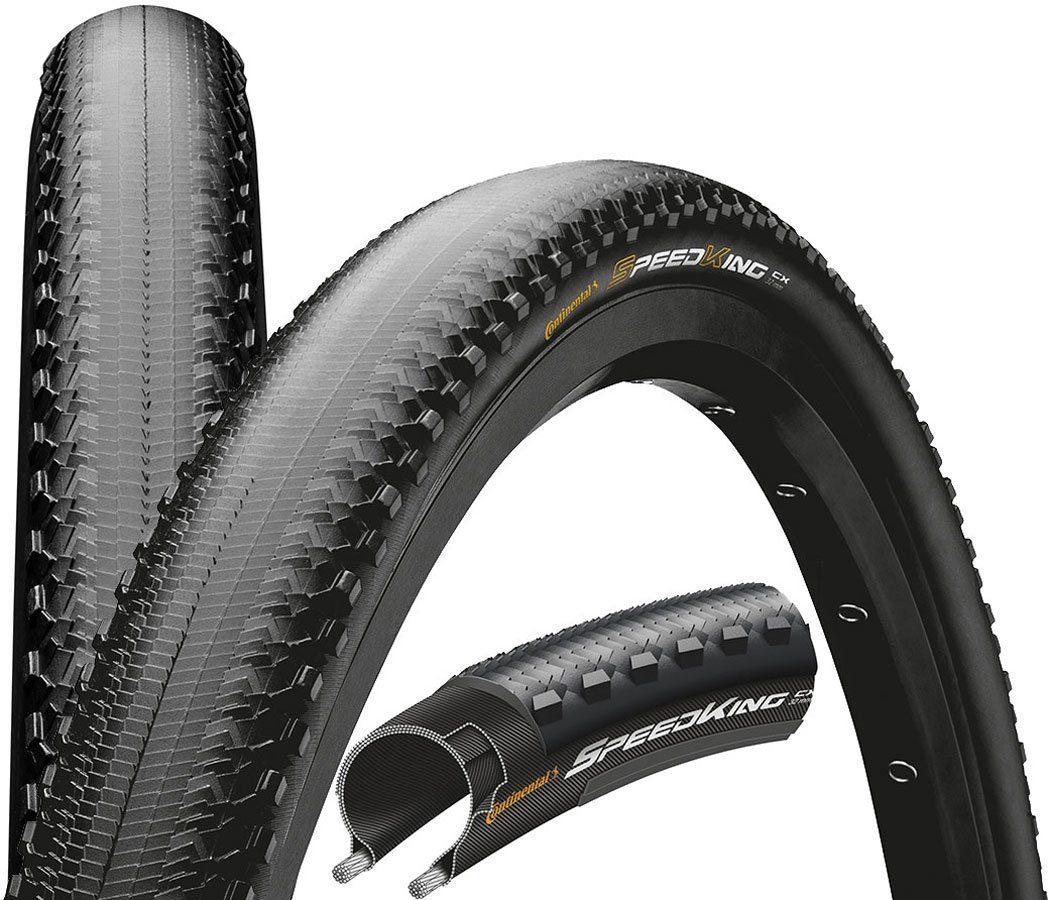 "CONTINENTAL Fahrradreifen »Speed King CX RaceSport 28"" faltbar«"