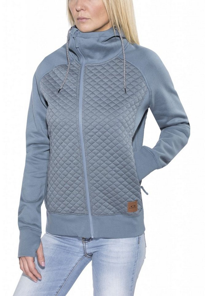 Oakley Pullover »Sundown Hoodie Women« in grau