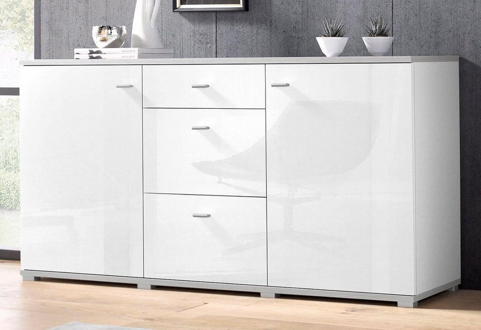 sideboard breite 175 cm online kaufen otto. Black Bedroom Furniture Sets. Home Design Ideas