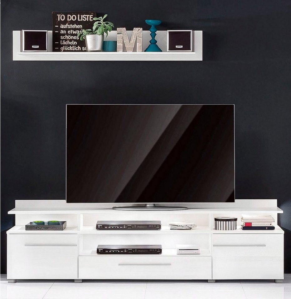 tv wand otto m bel design idee f r sie. Black Bedroom Furniture Sets. Home Design Ideas