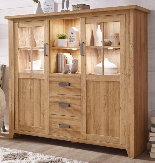 trendteam Highboard »Canyon«