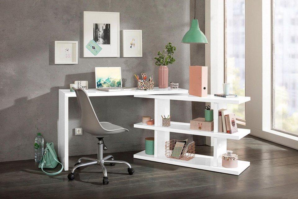 tecnos schreibtisch volta online kaufen otto. Black Bedroom Furniture Sets. Home Design Ideas