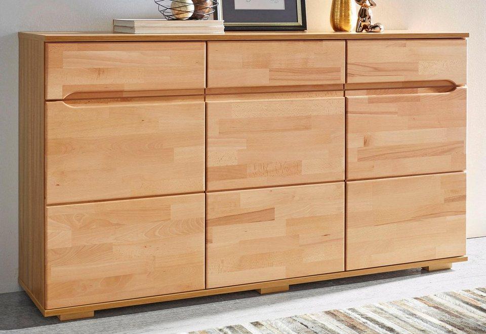 sideboard breite 150 cm 3 schubk sten online kaufen otto. Black Bedroom Furniture Sets. Home Design Ideas