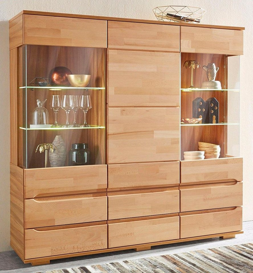 highboard breite 150 cm online kaufen otto. Black Bedroom Furniture Sets. Home Design Ideas