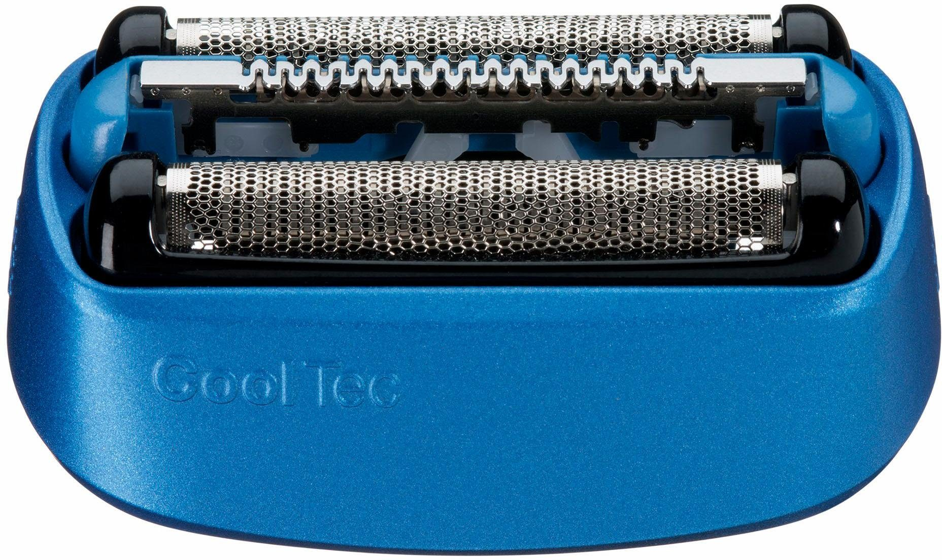 Braun Ersatzscherteil CoolTec 40 B Blau