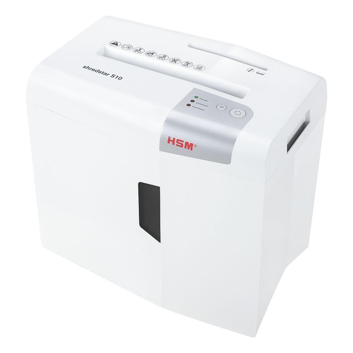 HSM Aktenvernichter »shredstar S10 6 mm«