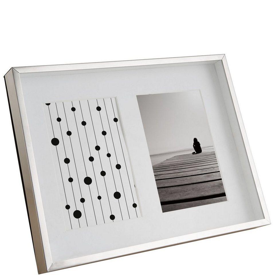 bilderrahmen collage silber bilderrahmen ideen. Black Bedroom Furniture Sets. Home Design Ideas