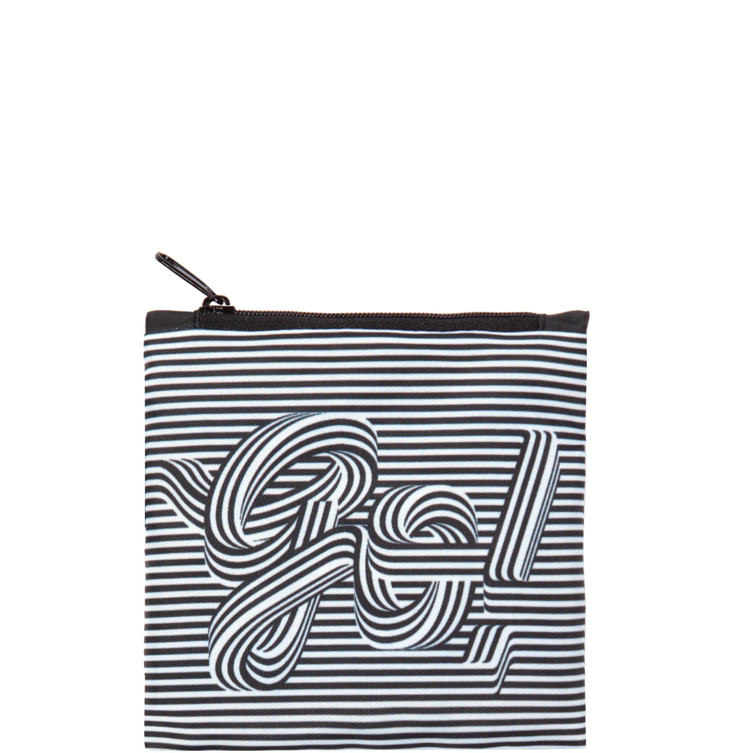 BUTLERS LOQI »Einkaufstasche Black & White GO«