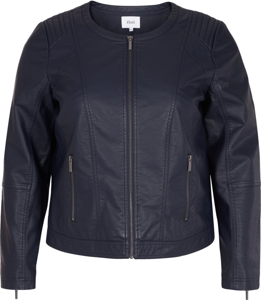 Zizzi Jacke in Night Sky