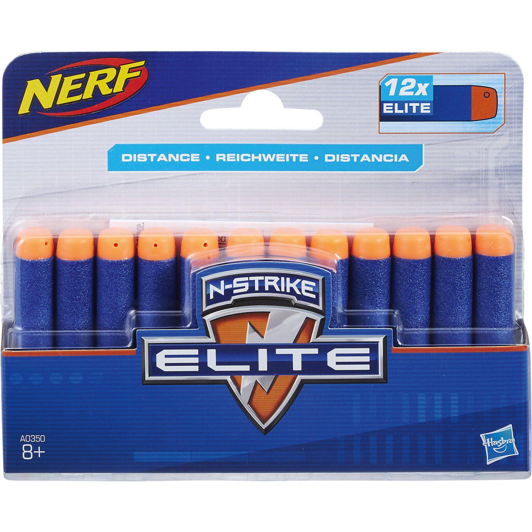 Hasbro NERF N-Strike Elite 12er Dart Nachfüllpack