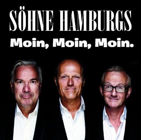 Audio CD »Söhne Hamburgs: Moin Moin Moin.«