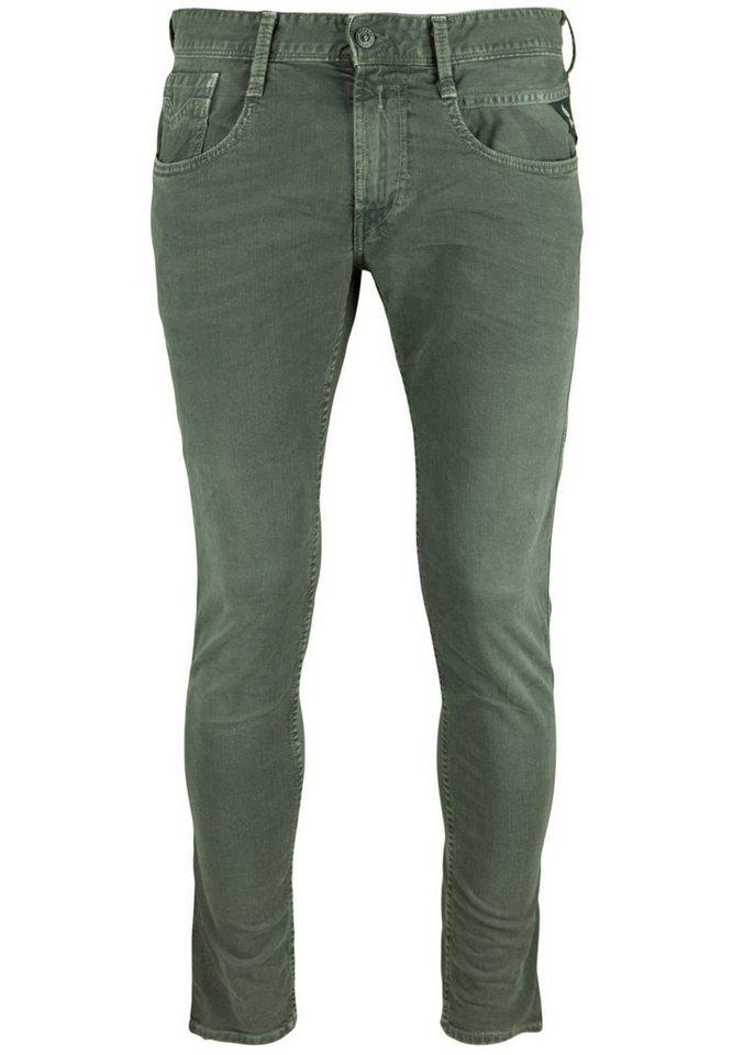 Jeans ANBASS Slim Leg Coole Slim Leg Jeans für Herren von REPLAY Die