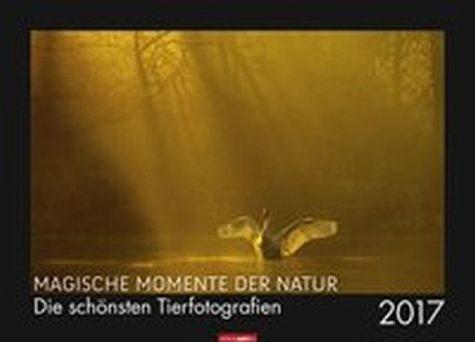 Kalender »Magische Momente der Natur 2017«