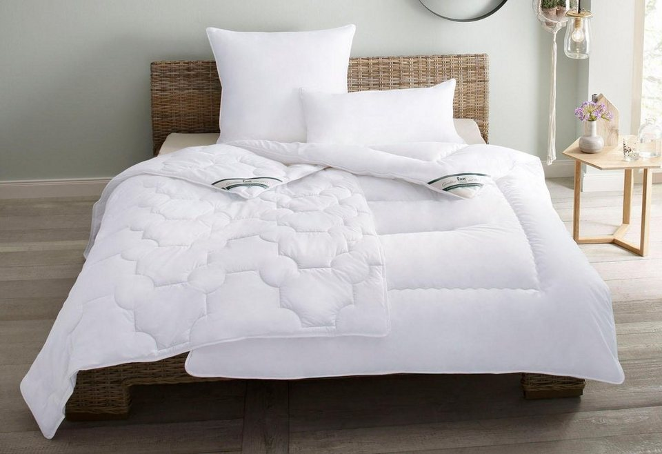 Kunstfaserbettdecke Texas F A N Frankenstolz Warm Bezug 100 Baumwolle 1 Tlg Bewahrte Markenqualitat Seit Jahrzenten Geschatzt