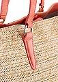 Tamaris Shopper »NEVE«, aus Bast mit farbigen Hänkeln, Bild 5