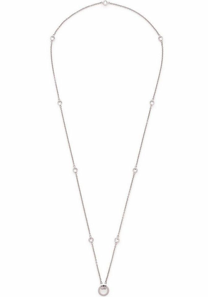 LEONARDO Charm-Kette »Essenza Darlin´s, 016120« mit Kristallsteinen | Schmuck > Armbänder > Armketten | LEONARDO