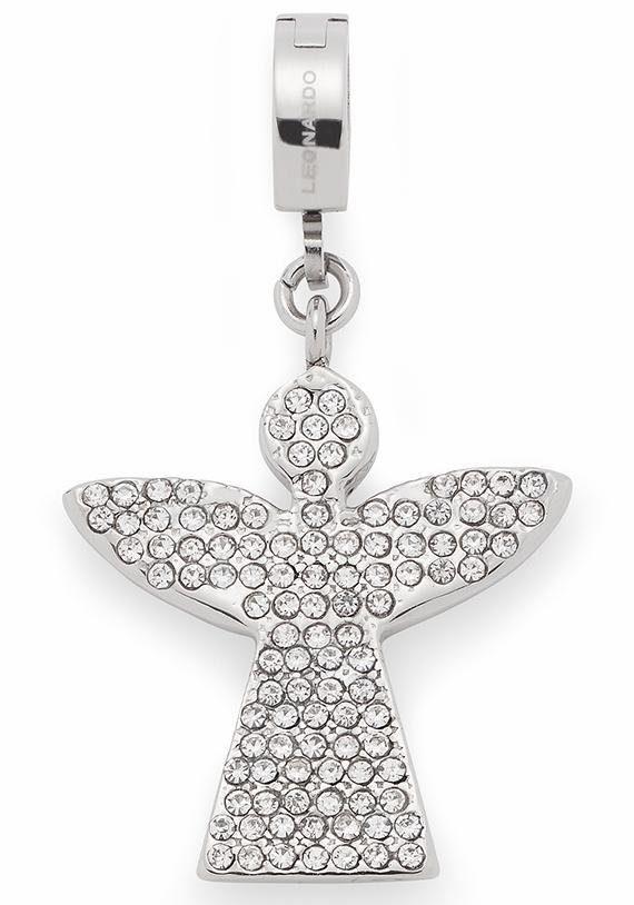 LEONARDO Charm-Einhänger »Mirabile Darlin´s, 016108«, mit Kristallsteinen