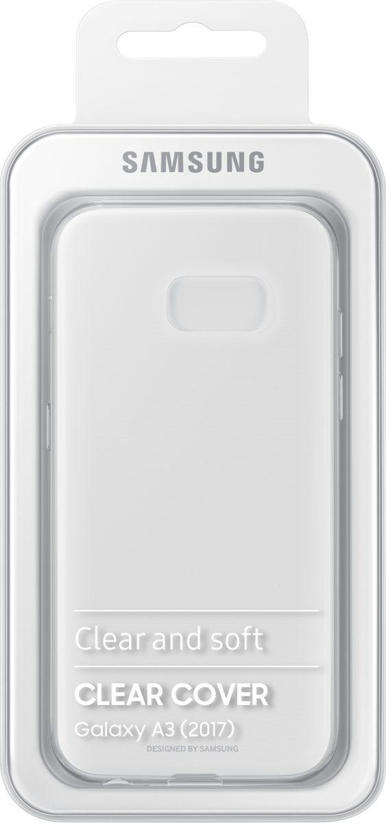 Samsung Handytasche »Clear Cover EF-QA320 für Galaxy A3 (2017)«