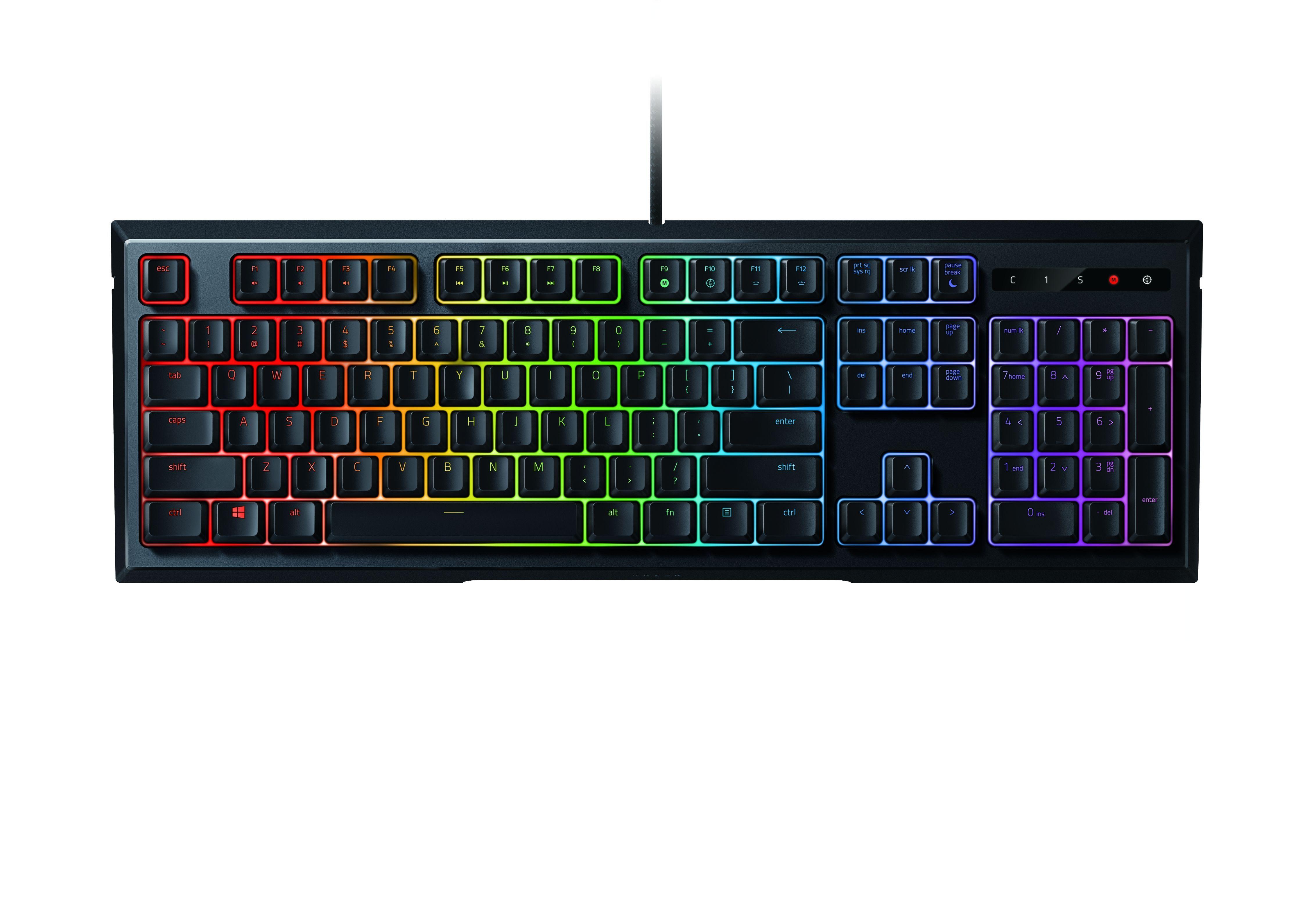 RAZER Gaming Tastatur »Ornata Chroma«