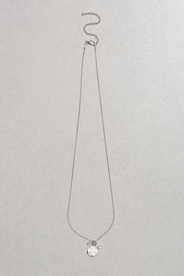 Next Halskette aus Sterlingsilber mit Anhängerdetail in Silver