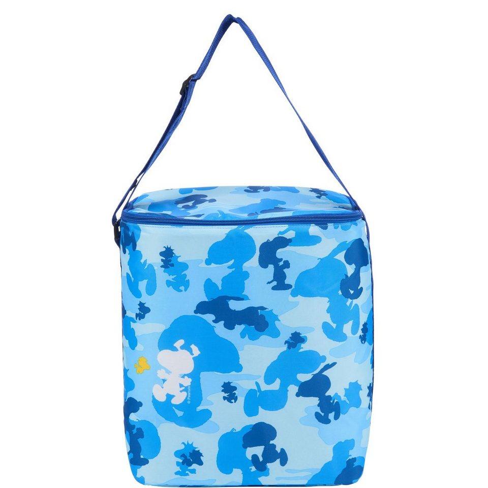 BUTLERS PEANUTS »Kühltasche Snoopy« in blau