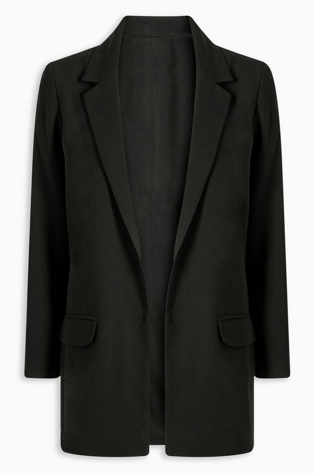 Next Crêpe-Blazer in Black