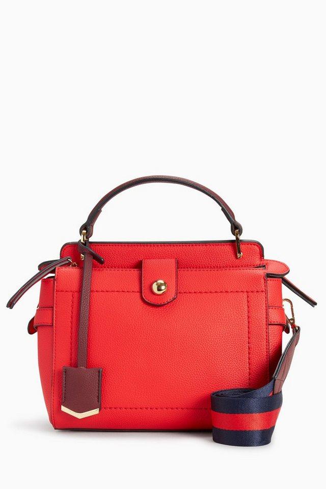 Next Mini-Handtasche in Red