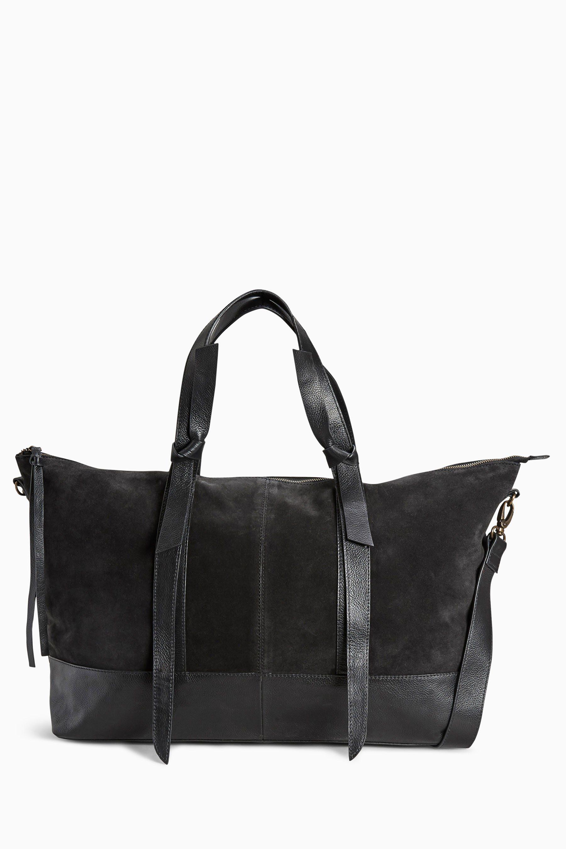 Next Reisetasche aus Leder