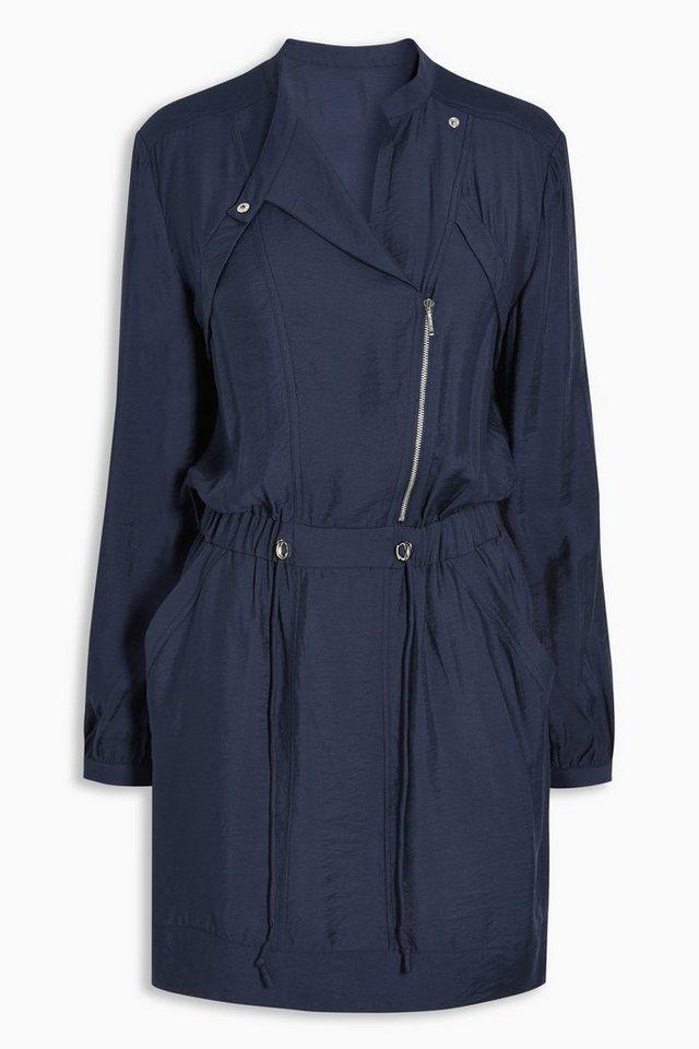 Next Parka-Kleid in Blue