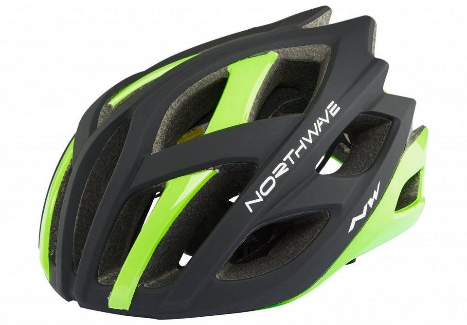 Northwave Fahrradhelm »Speedster LTD Helm« in schwarz