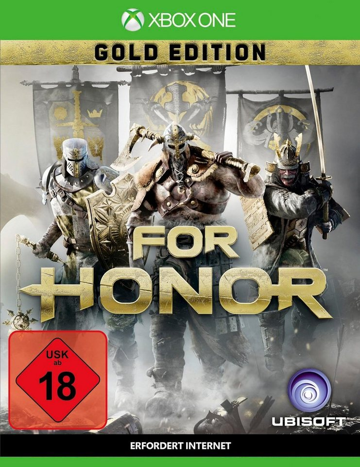 for honor gold edition xbox one online kaufen otto. Black Bedroom Furniture Sets. Home Design Ideas