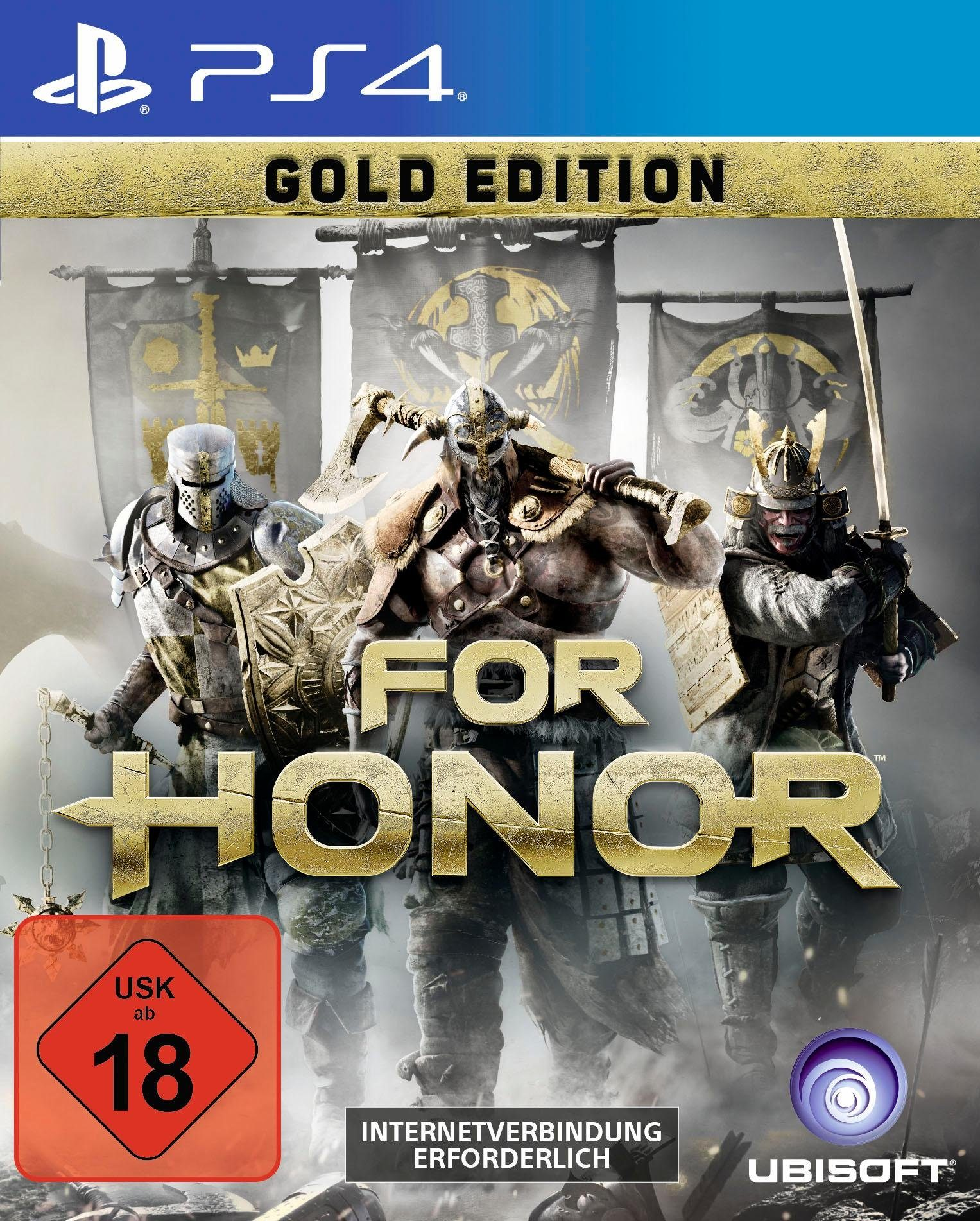 For Honor Gold Edition PlayStation 4