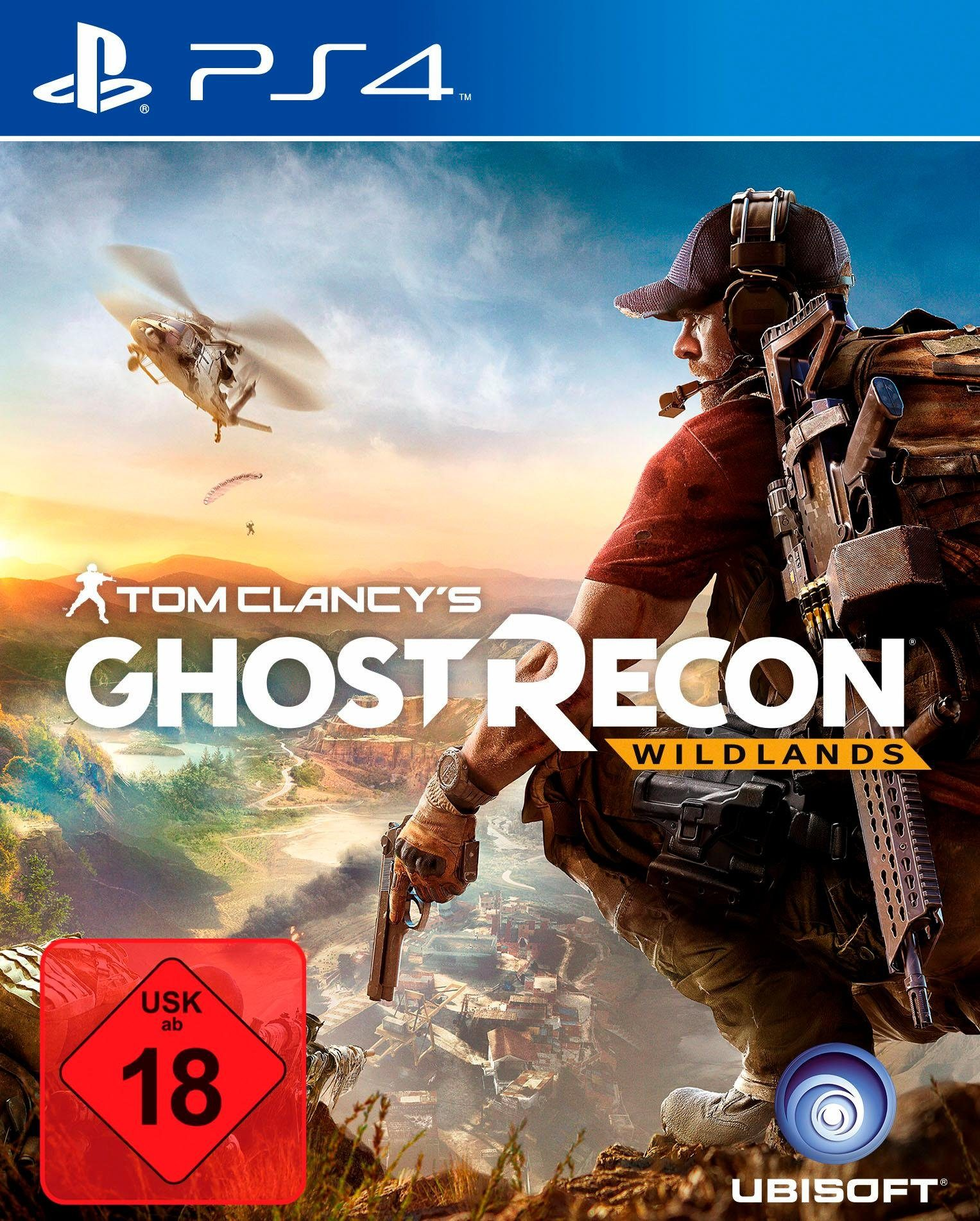 Tom Clancy's Ghost Recon Wildlands PlayStation 4
