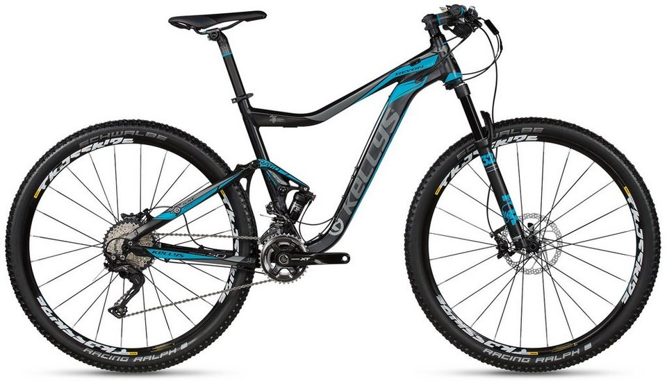 kellys fully mtb 29 zoll 22 gang shimano xt reyon 50. Black Bedroom Furniture Sets. Home Design Ideas